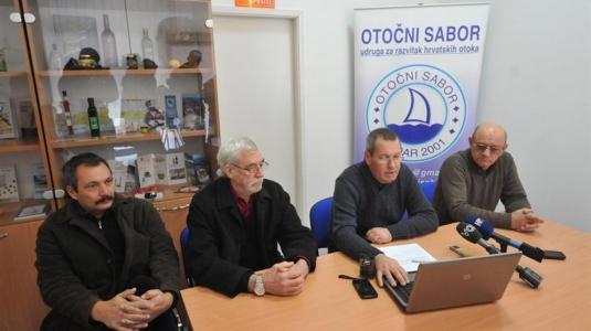 LokalnaHrvatska.hr Oto�ni sabor Tiskovna Otocnog sabora u Zadru